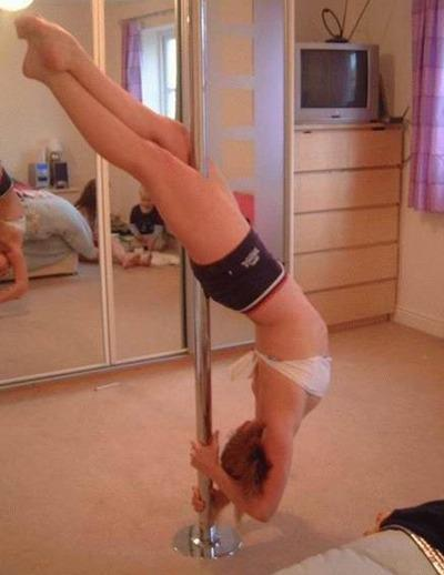 Pole-Dancing for Kids: Icky or Unethical?