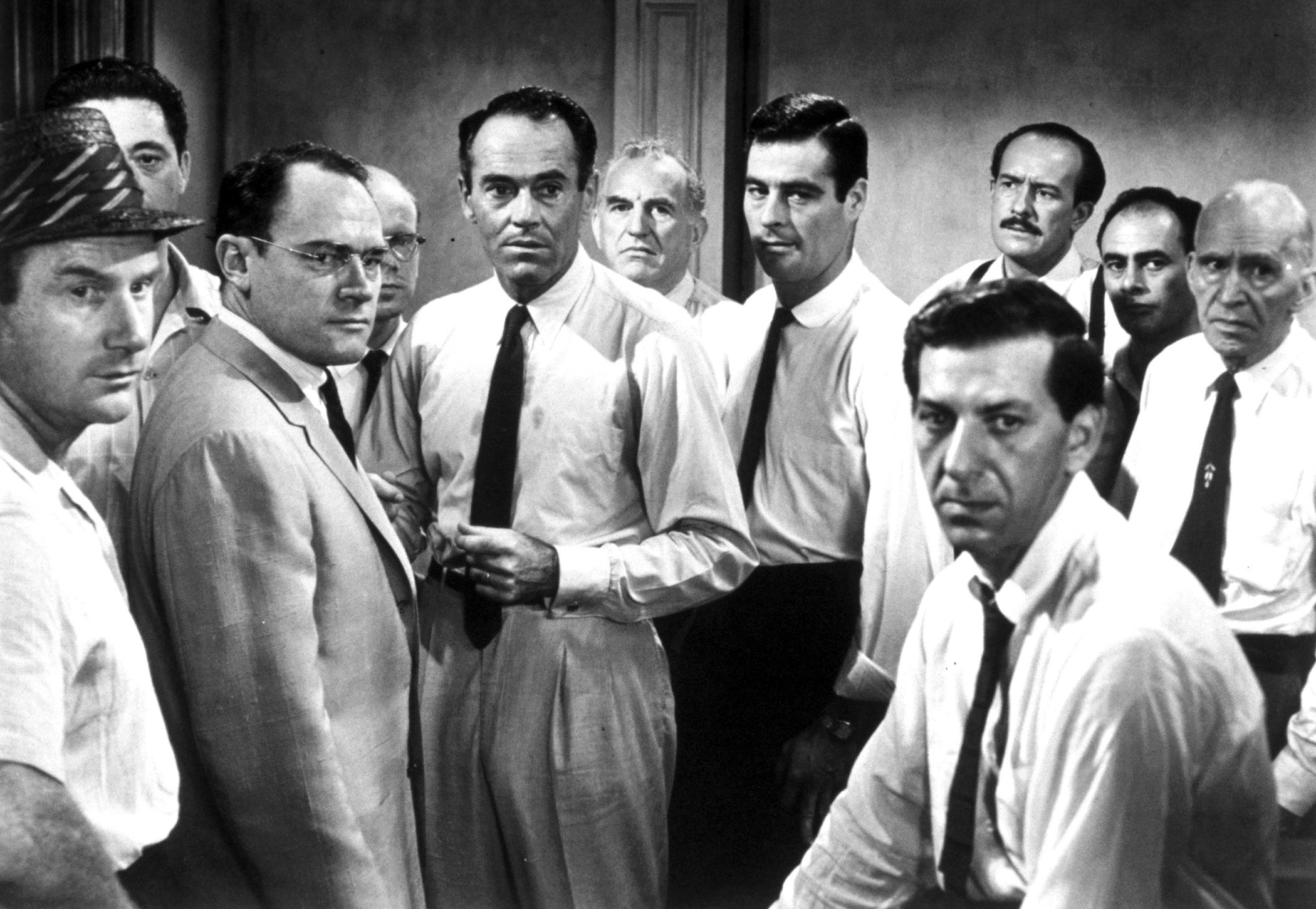 Identify the methods of moral reasoning used in the film Twelve Angry Men.