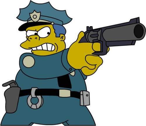 Police chief joe payne ethics alarms - Police simpsons ...
