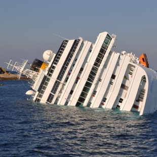 Cruise Ship Sinking Video | fitbudha.com