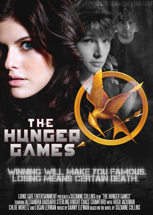 What are the values and ethics of The Hunger Games?