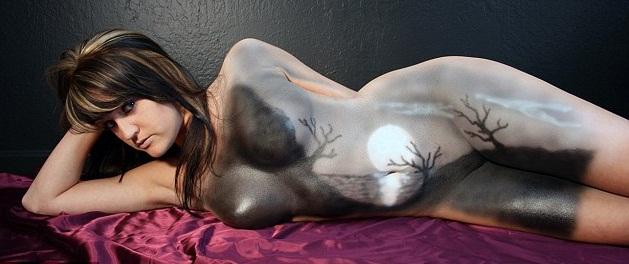 Weird Nude Women 70