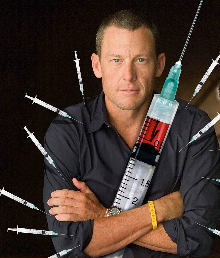 analysis on lance armstrong doping Lance armstrong and the cost-benefit analysis of confession  lance armstrong  doping confession on oprah's network could have serious.