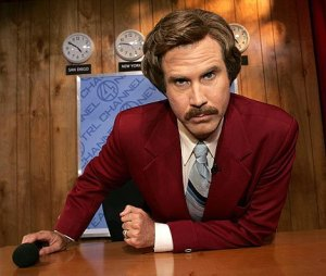 If Boehner is going to talk like that, we might as well have Ron Burgundy as Speaker. At least he's funny.