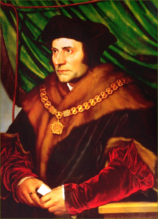 Thomas More - Utopia, Henry VIII & Facts - Biography