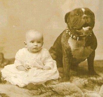 Nanny dog1