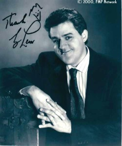 Jay Leno, when he was talented.
