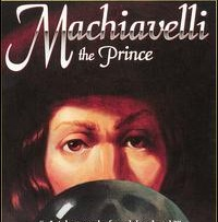 A bad day for Machiavelli is a good day for America.