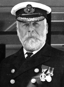 "Captain Smith, of the ""Titanic."" Of course, there's no proof that he did anything wrong."