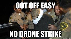 My favorite Nakoula arrest meme: Funny, but wrong.