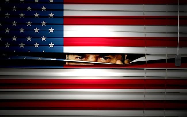 Flag peek