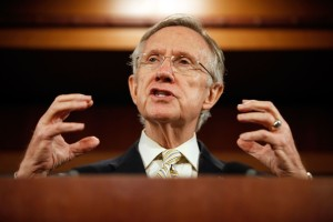 Harry Reid, embracing absurdity when it is politically expedient...