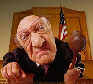 funny judge