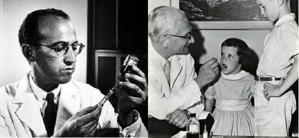 Salk and Sabin