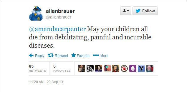 Brauer tweet