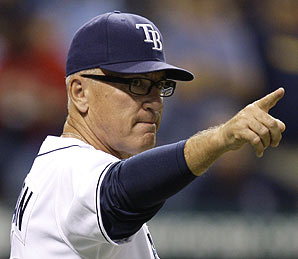 Joe Maddon...victim.