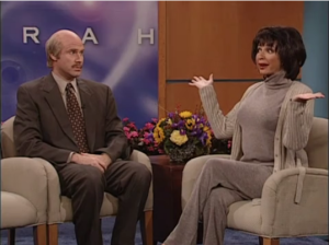 Maya Rudolph being Oprah, being funny, and nothing else should matter.
