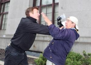 When MSNBC journalists attack!