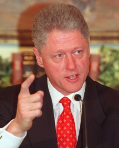 Why are Republicans still picking on Bill Clinton?