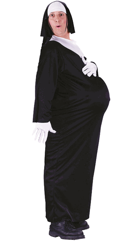Of COURSE There's An Unwed and Pregnant Catholic School ... |Nun Pregnant