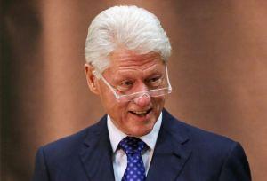 No wonder Bill looks so happy...