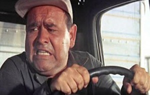 "The great Jonathan Winters in the not-so-great ""It's a Mad, Mad, Mad, Mad World"""