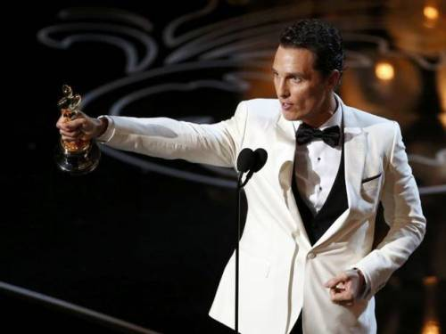 Ethics Quote Of The Week: Matthew McConaughey