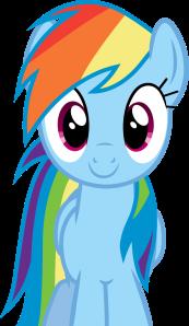 Rainbow Dash...awwww!