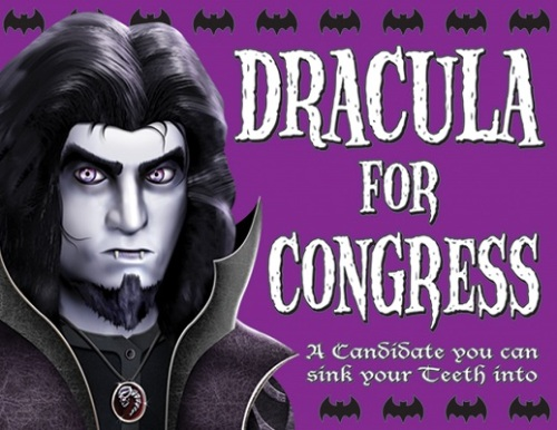 dracula for congress