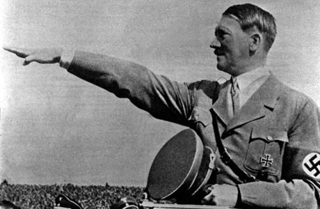 Sometimes recalling Der Fuhrer is necessary to give credit where credit is due.