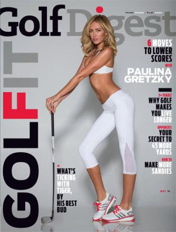 Paulina-Gretzky-on-cover-of-Golf-Digest