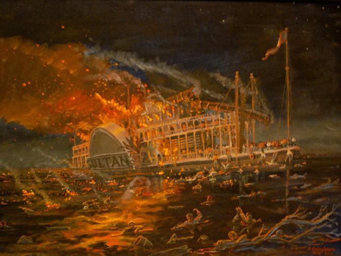 sultana-ablaze