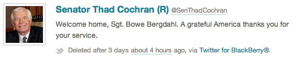 Bergdahl tweet2