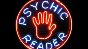 Psychic sign