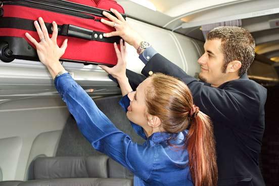 bagasi kabin, aturan bagasi kabin pesawat