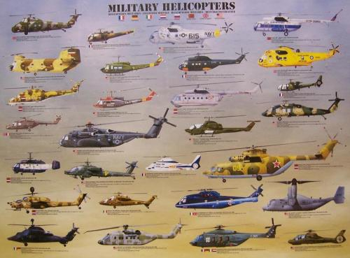 Military Helicopters 0088