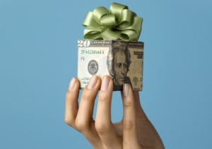 Money-box-gift