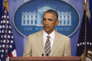 President Obama, disgracing us all.