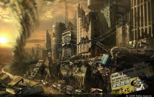 America in ruins