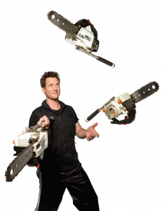 """""""look, I'll take your 8 kids if anything happens to you, but I really think you should stop juggling chainsaws..."""""""