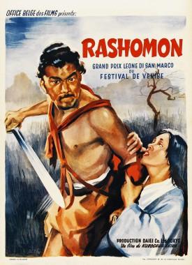 Poster - Rashomon