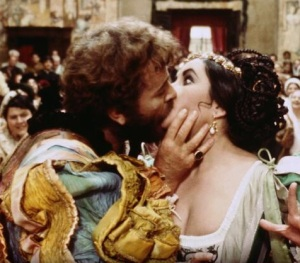 """Kiss me, you saucy wench!"""