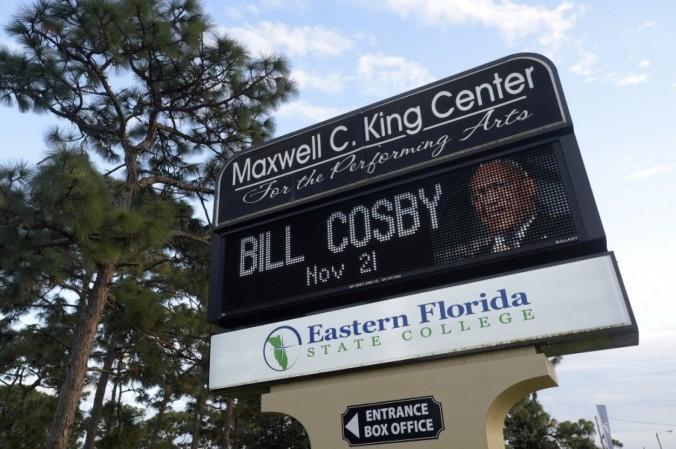 Cosby billboard