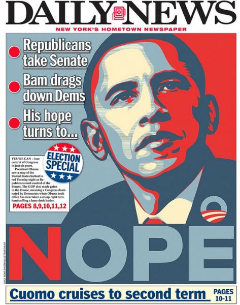Daily News NOPE