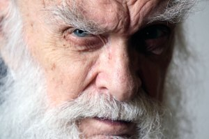 Magician, hoax-exposer, historian, truth-seeker James Randi