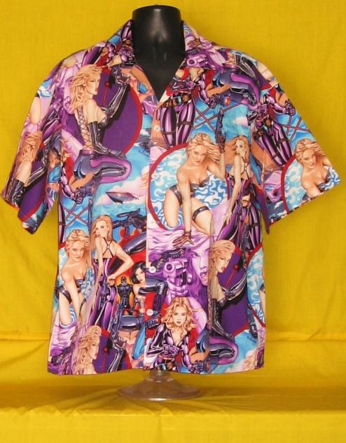 new-gunner-girls. shirt