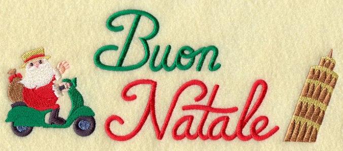 Italian Merry Christmas
