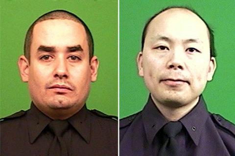 Murdered cops