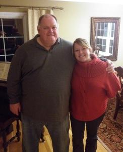 Neal Shytles and Ashley McLemore