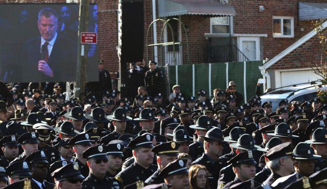 NYPD backs